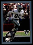 2003 Topps #250  Jerry Rice  Front Thumbnail