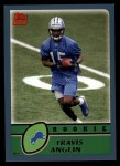 2003 Topps #349  Travis Anglin  Front Thumbnail