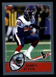2003 Topps #256  James Allen  Front Thumbnail