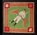 1914 B18 Blankets #36 GI Jimmy Walsh   Back Thumbnail