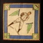1914 B18 Blankets #48 WI Hank Gowdy   Back Thumbnail