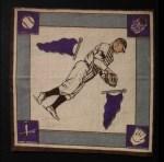 1914 B18 Blankets #76 PBP George Gibson   Back Thumbnail