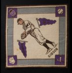 1914 B18 Blankets #76 PBP George Gibson   Front Thumbnail
