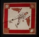 1914 B18 Blankets #38  Eddie Ainsmith  Back Thumbnail