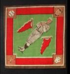 1914 B18 Blankets #60 GI Nap Rucker  Back Thumbnail