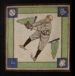 1914 B18 Blankets #18 WI Marty Kavanaugh   Back Thumbnail