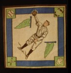 1914 B18 Blankets #49 WI Tommy Griffith   Back Thumbnail
