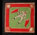 1914 B18 Blankets #59  Otto Miller  Back Thumbnail