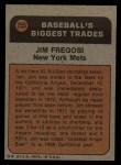 1972 Topps #755   -  Jim Fregosi Traded Back Thumbnail