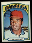 1972 Topps #767  Tom McCraw  Front Thumbnail