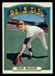 1972 Topps #739  Don Mason  Front Thumbnail