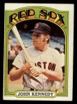 1972 Topps #674  John Kennedy  Front Thumbnail