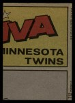 1972 Topps #712   -  Bobby Bonds In Action Back Thumbnail