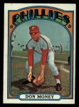 1972 Topps #635  Don Money  Front Thumbnail