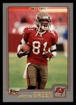 2001 Topps #41  Jacquez Green  Front Thumbnail