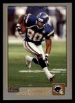 2001 Topps #97  Curtis Conway  Front Thumbnail