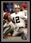 2001 Topps #3  Rich Gannon  Front Thumbnail