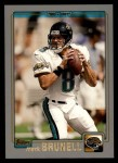 2001 Topps #104  Mark Brunell  Front Thumbnail