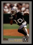 2001 Topps #181  Andre Rison  Front Thumbnail