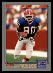 2001 Topps #85  Eric Moulds  Front Thumbnail