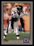 2001 Topps #116  Jermaine Lewis  Front Thumbnail