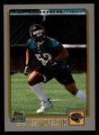 2001 Topps #320  Eric Westmoreland  Front Thumbnail