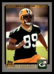 2001 Topps #314  Jamal Reynolds  Front Thumbnail