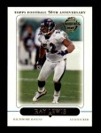2005 Topps #11  Ray Lewis  Front Thumbnail