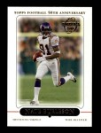 2005 Topps #121  Nate Burleson  Front Thumbnail