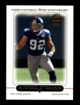 2005 Topps #141  Michael Strahan  Front Thumbnail