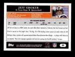 2005 Topps #59  Jeff Smoker  Back Thumbnail