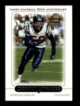 2005 Topps #47  Donnie Edwards  Front Thumbnail