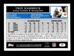 2005 Topps #71  Troy Hambrick  Back Thumbnail