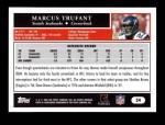 2005 Topps #24  Marcus Trufant  Back Thumbnail