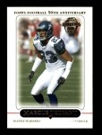 2005 Topps #24  Marcus Trufant  Front Thumbnail