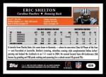 2005 Topps #434  Eric Shelton  Back Thumbnail