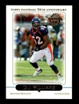 2005 Topps #285  D.J. Williams  Front Thumbnail