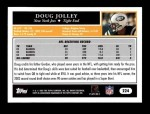 2005 Topps #224  Doug Jolley  Back Thumbnail