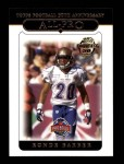2005 Topps #344   -  Ronde Barber All-Pro Front Thumbnail