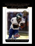 2005 Topps #350   -  Brian Westbrook All-Pro Front Thumbnail