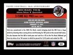2005 Topps #351   -  Michael Vick All-Pro Back Thumbnail