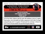2005 Topps #337   -  LaDainian Tomlinson All-Pro Back Thumbnail