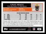 2005 Topps #365  Craig Bragg  Back Thumbnail