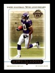 2005 Topps #295  Mewelde Moore  Front Thumbnail