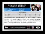 2005 Topps #235  Bernard Berrian  Back Thumbnail
