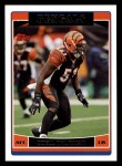 2006 Topps #31  Odell Thurman  Front Thumbnail