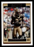 2006 Topps #41  Donte Stallworth  Front Thumbnail