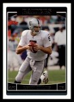 2006 Topps #154  Kerry Collins  Front Thumbnail