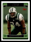 2006 Topps #199  Cedric Houston  Front Thumbnail