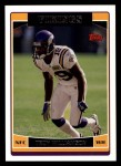 2006 Topps #126  Troy Williamson  Front Thumbnail